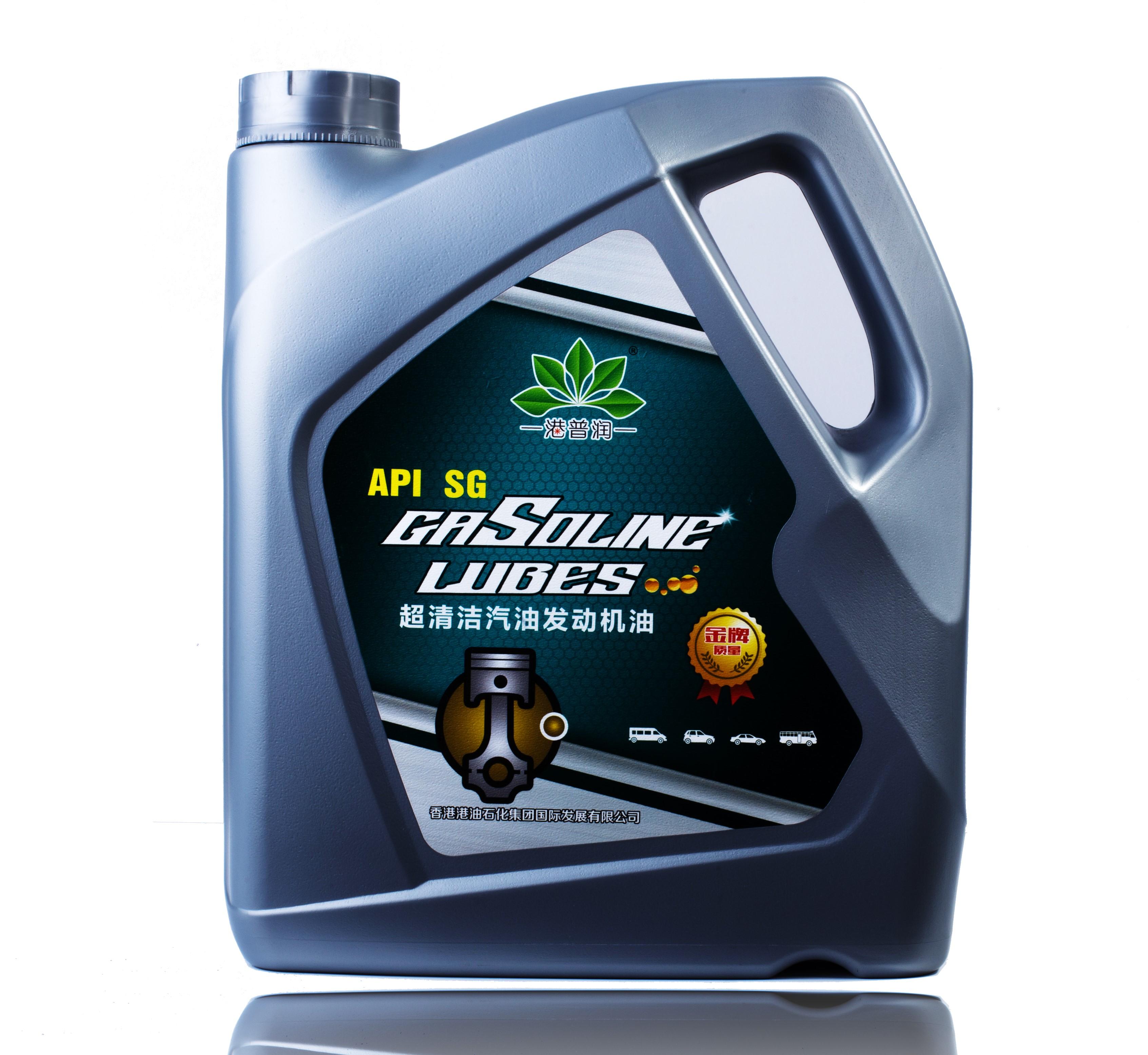 SG 超清洁雷电竞备用网站发动机油