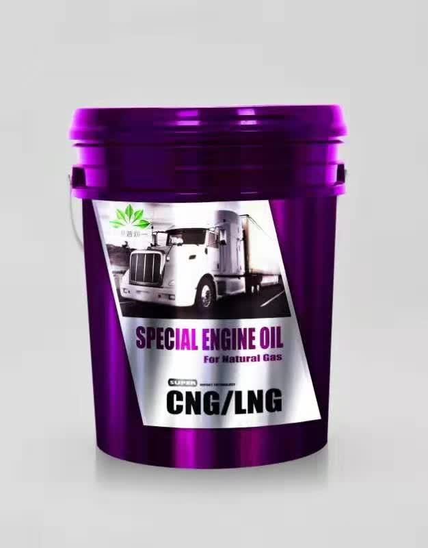 天然气专用机油